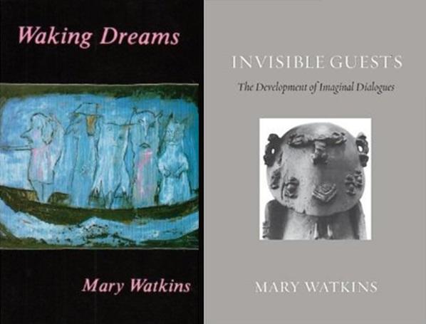 mary-watkins-book-covers-imaginal-psychology